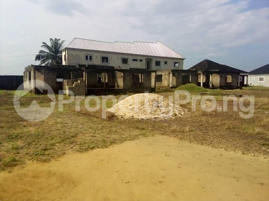 3 bedroom Detached Bungalow House for sale IFA IKOT OKPON ROAD, OFF ORON ROAD UYO Uyo Akwa Ibom - 0