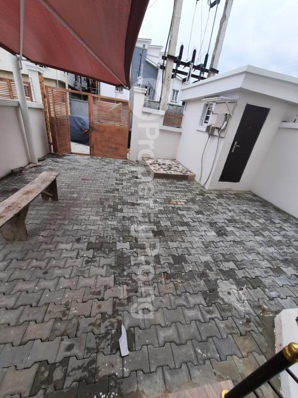 4 bedroom Semi Detached Duplex House for rent Orchid road Chevron lekki lagos state Nigeria  chevron Lekki Lagos - 9