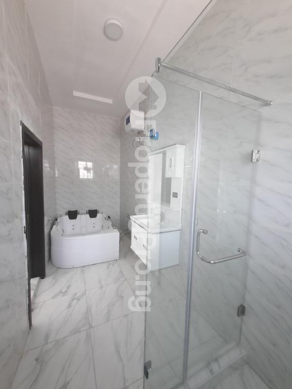 4 bedroom Semi Detached Duplex for sale Alternative Road Chevron Lekki Lagos State Nigeria chevron Lekki Lagos - 5