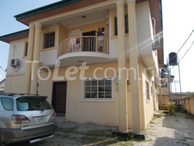 3 bedroom Flat / Apartment for rent Off Bashorun Street Majek Sangotedo Ajah Lagos - 0