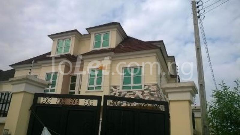 5 bedroom House for rent Romanus Street, Southern View Estate, Lekki Lekki Lagos - 0
