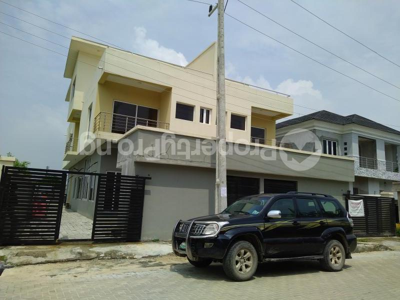 5 bedroom Semi Detached Duplex House for sale New Road Lekki Lagos Ikate Lekki Lagos - 0