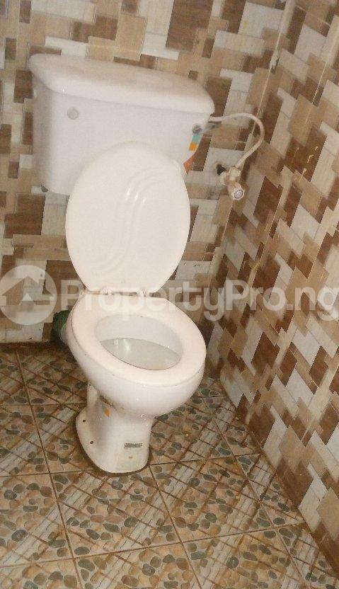 1 bedroom mini flat  Self Contain Flat / Apartment for rent Tanke, Oke-odo, UniIlorin Ilorin Kwara - 2