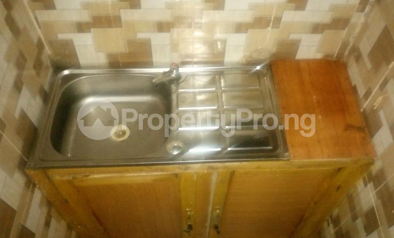 1 bedroom mini flat  Self Contain Flat / Apartment for rent Tanke, Oke-odo, UniIlorin Ilorin Kwara - 3