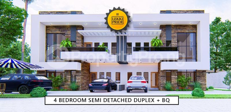 1 bedroom Flat / Apartment for sale Abraham adesanya estate Ajah Lagos - 10