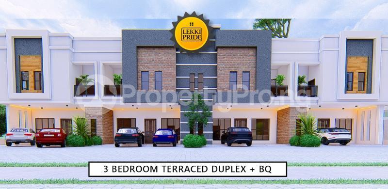 1 bedroom Flat / Apartment for sale Abraham adesanya estate Ajah Lagos - 9