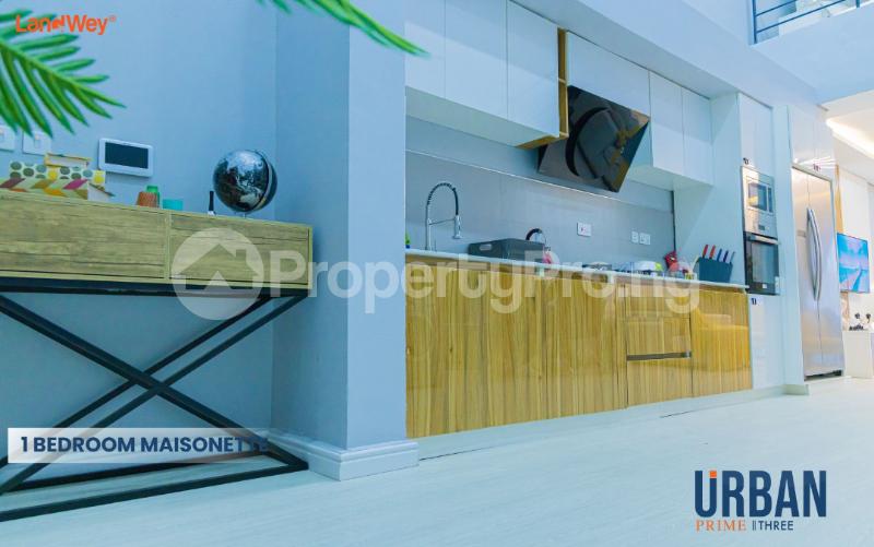 1 bedroom mini flat  Massionette House for sale C Of O Abraham adesanya estate Ajah Lagos - 5