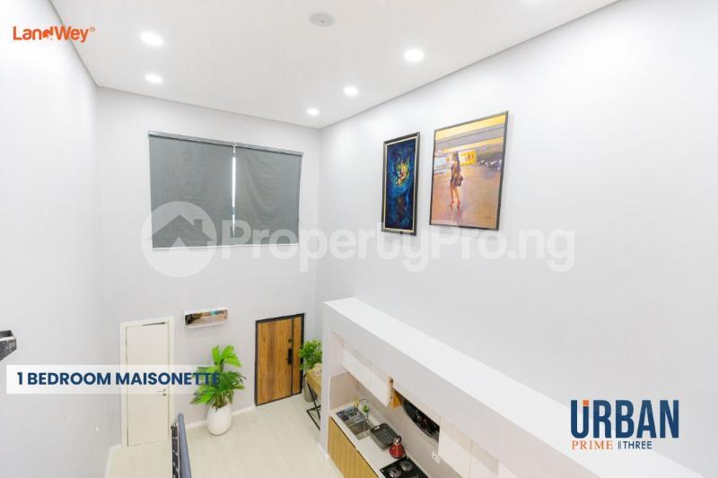 1 bedroom mini flat  House for sale Abraham adesanya estate Ajah Lagos - 11