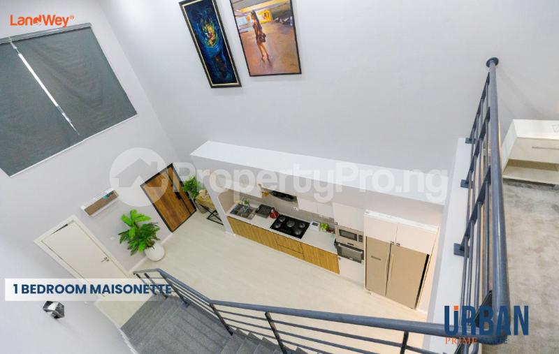1 bedroom mini flat  Massionette House for sale C Of O Abraham adesanya estate Ajah Lagos - 14
