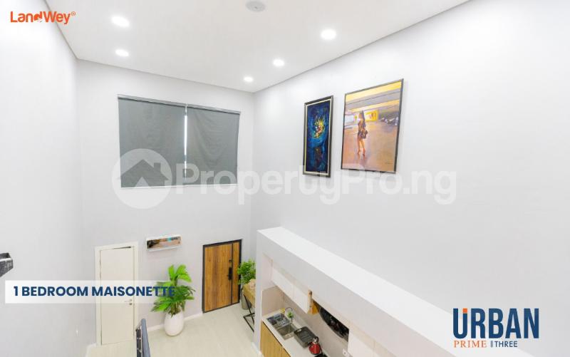 1 bedroom mini flat  Massionette House for sale C Of O Abraham adesanya estate Ajah Lagos - 3