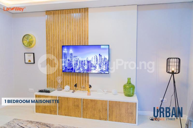 1 bedroom mini flat  House for sale Abraham adesanya estate Ajah Lagos - 0