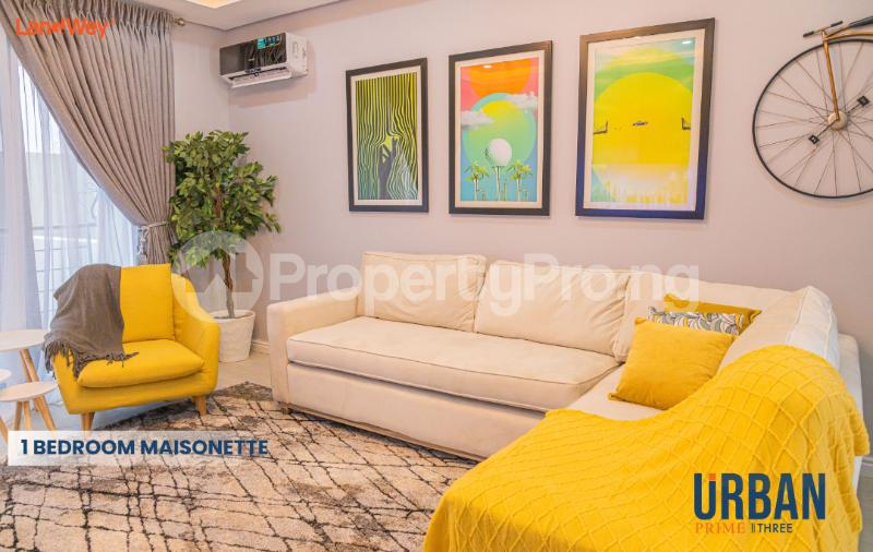 1 bedroom mini flat  Massionette House for sale C Of O Abraham adesanya estate Ajah Lagos - 8