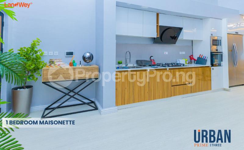 1 bedroom mini flat  Massionette House for sale C Of O Abraham adesanya estate Ajah Lagos - 7