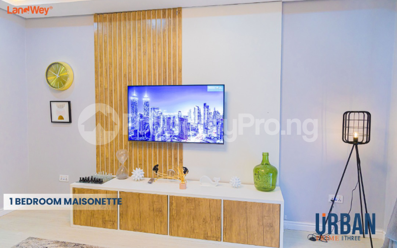 1 bedroom mini flat  Massionette House for sale C Of O Abraham adesanya estate Ajah Lagos - 4