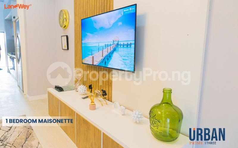 1 bedroom mini flat  Massionette House for sale C Of O Abraham adesanya estate Ajah Lagos - 2