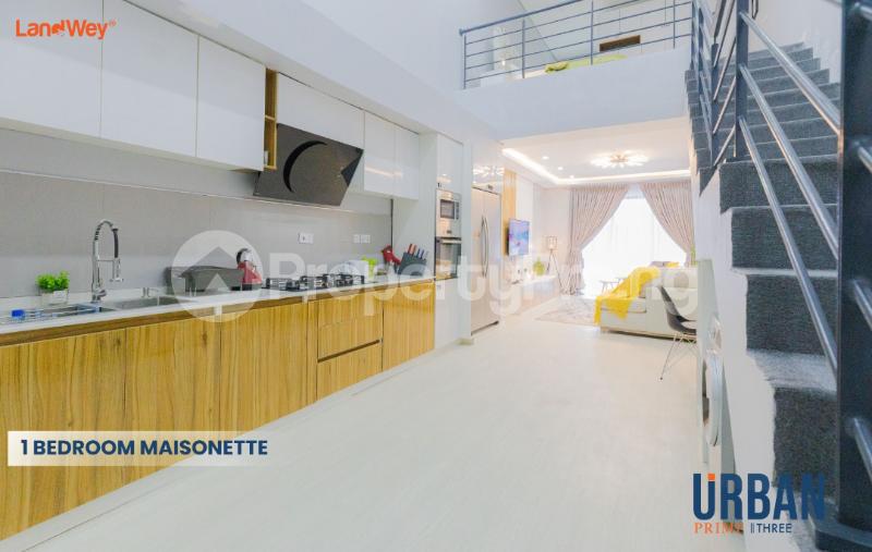 1 bedroom mini flat  Massionette House for sale C Of O Abraham adesanya estate Ajah Lagos - 13