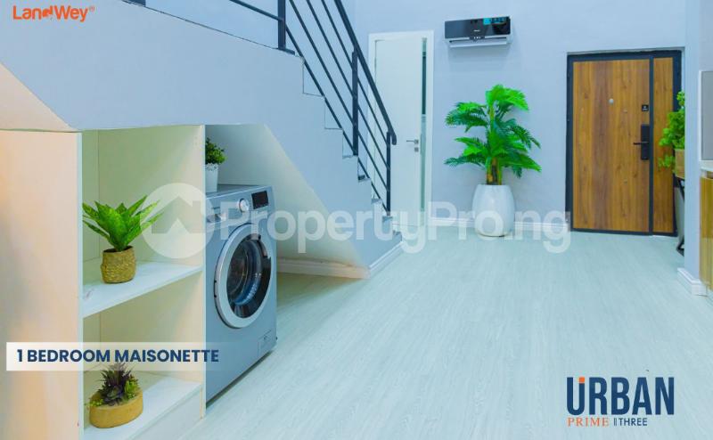 1 bedroom mini flat  Massionette House for sale C Of O Abraham adesanya estate Ajah Lagos - 0