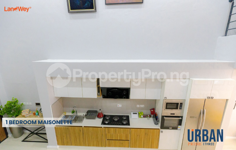 1 bedroom mini flat  Massionette House for sale C Of O Abraham adesanya estate Ajah Lagos - 12