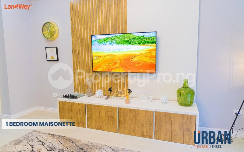 1 bedroom mini flat  Massionette House for sale C Of O Abraham adesanya estate Ajah Lagos - 1