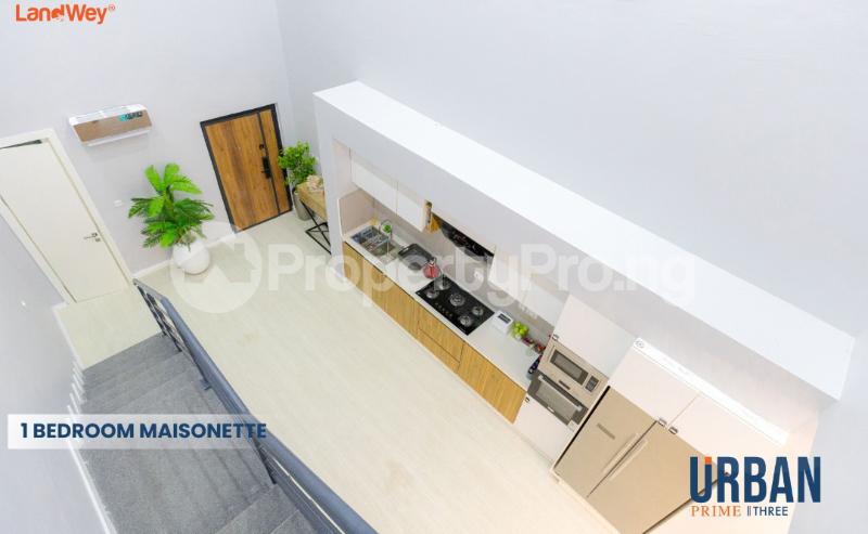 1 bedroom mini flat  Massionette House for sale C Of O Abraham adesanya estate Ajah Lagos - 6