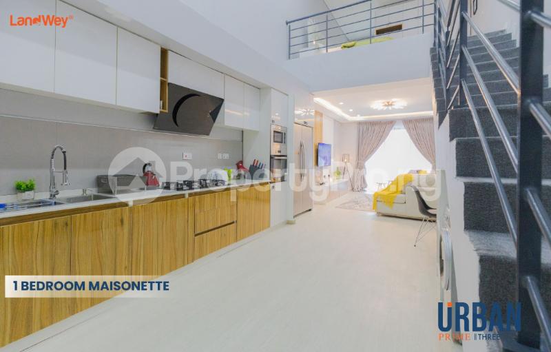 1 bedroom mini flat  Massionette House for sale C Of O Abraham adesanya estate Ajah Lagos - 11