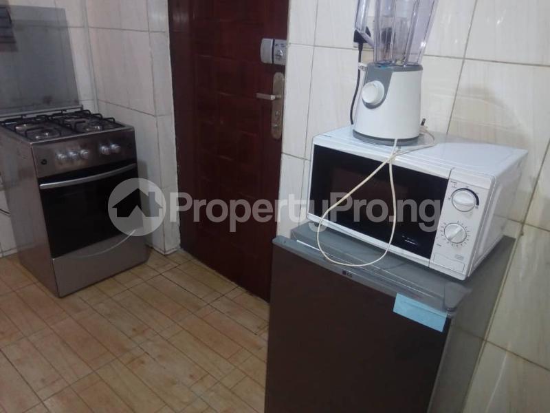 1 bedroom mini flat  Mini flat Flat / Apartment for shortlet Salvation road,opebi Opebi Ikeja Lagos - 1