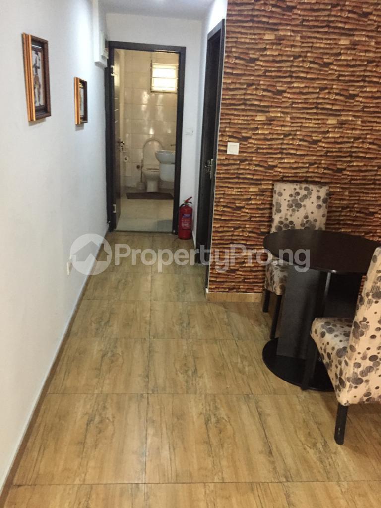 1 bedroom mini flat  Penthouse Flat / Apartment for shortlet Gra Ikeja GRA Ikeja Lagos - 0