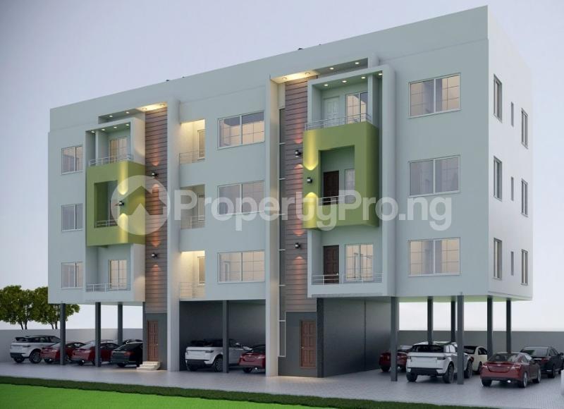 1 bedroom mini flat  Flat / Apartment for sale Lakowe Ajah Lagos - 0