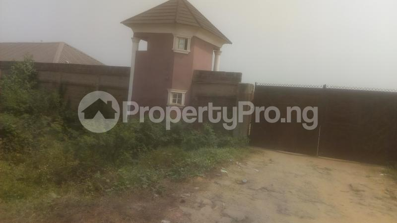 Industrial Land Land for sale Opic Industrial park Arepo Ogun - 1