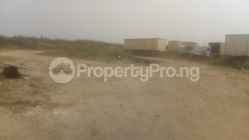 Industrial Land Land for sale Opic Industrial park Arepo Ogun - 0