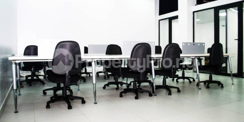 Workstation Co working space for rent  The City Mall Lagos Island Lagos Onikan Lagos Island Lagos - 9