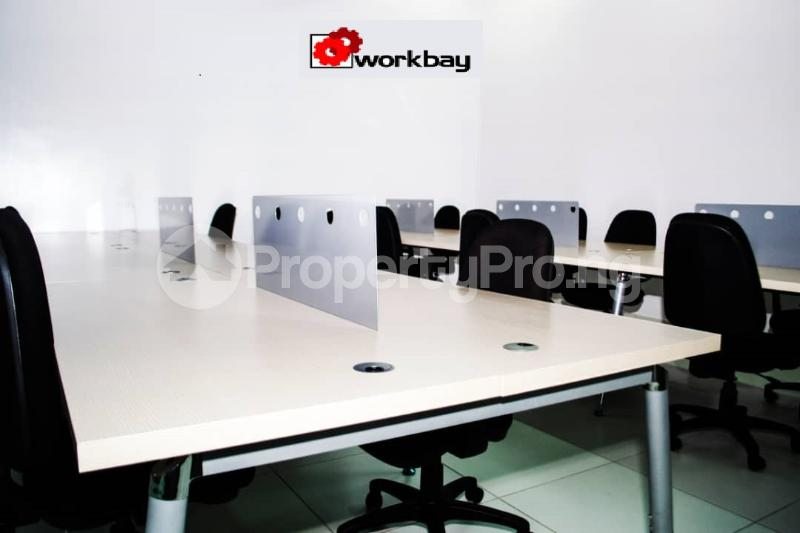 Workstation Co working space for rent  The City Mall Lagos Island Lagos Onikan Lagos Island Lagos - 8