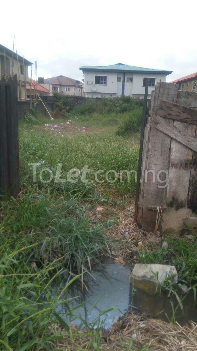 Land for sale Seaside Estate Ado Ajah Lagos - 1