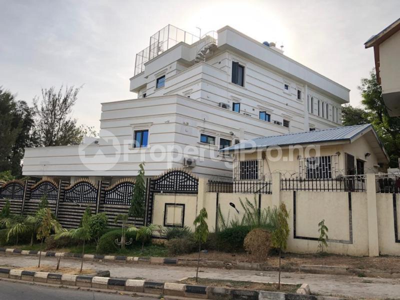 10 bedroom Massionette House for sale Maitama Maitama Abuja - 0