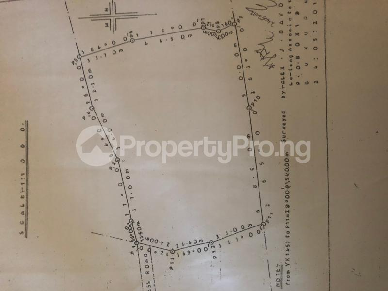 Mixed   Use Land for sale Off Dura Road, Jos South Jos South Plateau - 6
