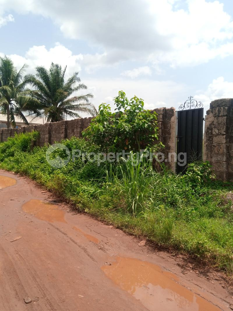 Mixed   Use Land for sale Ebo Gra Opposite Iyekogba Housing Estate Very Close To The Road Oredo Edo - 0