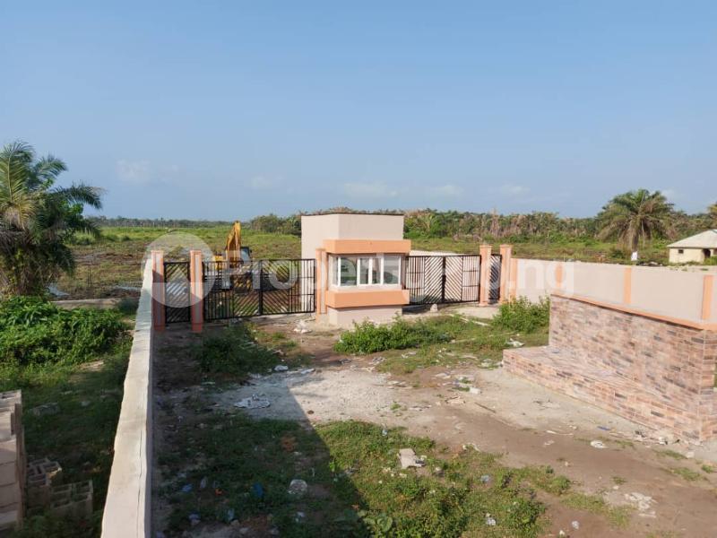 Residential Land Land for sale Off Eleko Road, Few Minutes From Eleko Beach, Igando Orudu Town Eleko Ibeju-Lekki Lagos - 1
