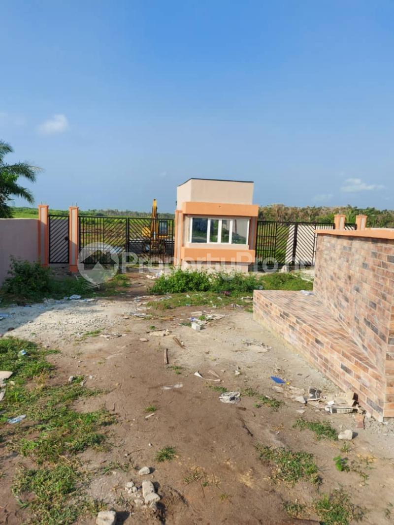 Residential Land Land for sale Off Eleko Road, Few Minutes From Eleko Beach, Igando Orudu Town Eleko Ibeju-Lekki Lagos - 2
