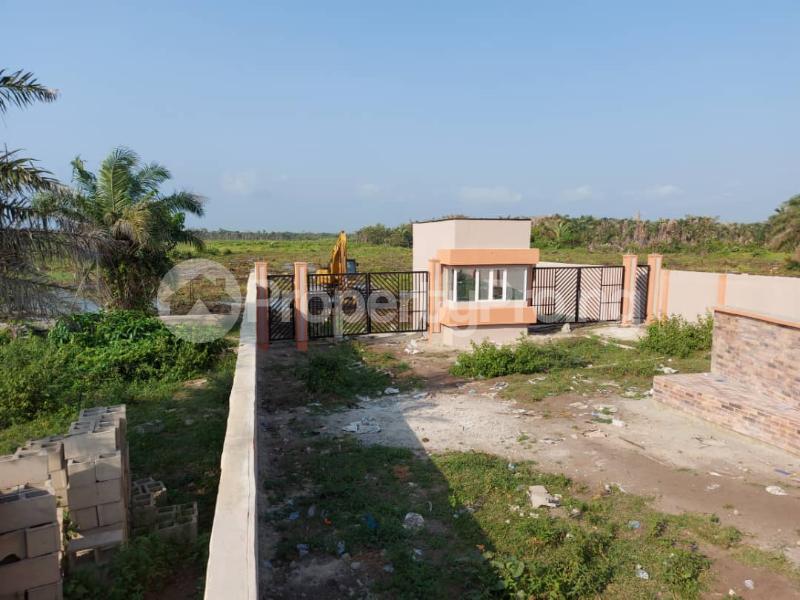 Residential Land Land for sale Off Eleko Road, Few Minutes From Eleko Beach, Igando Orudu Town Eleko Ibeju-Lekki Lagos - 0