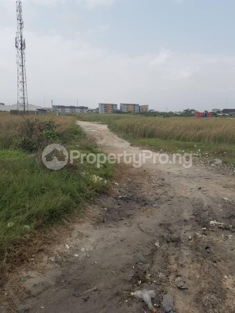 Commercial Land for sale Along Elegushi Beach Ikate Lekki Lagos - 3