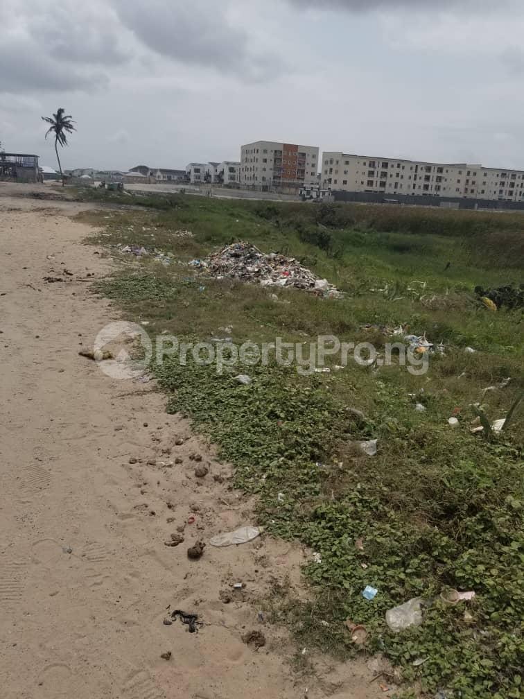 Commercial Land for sale Along Elegushi Beach Ikate Lekki Lagos - 2