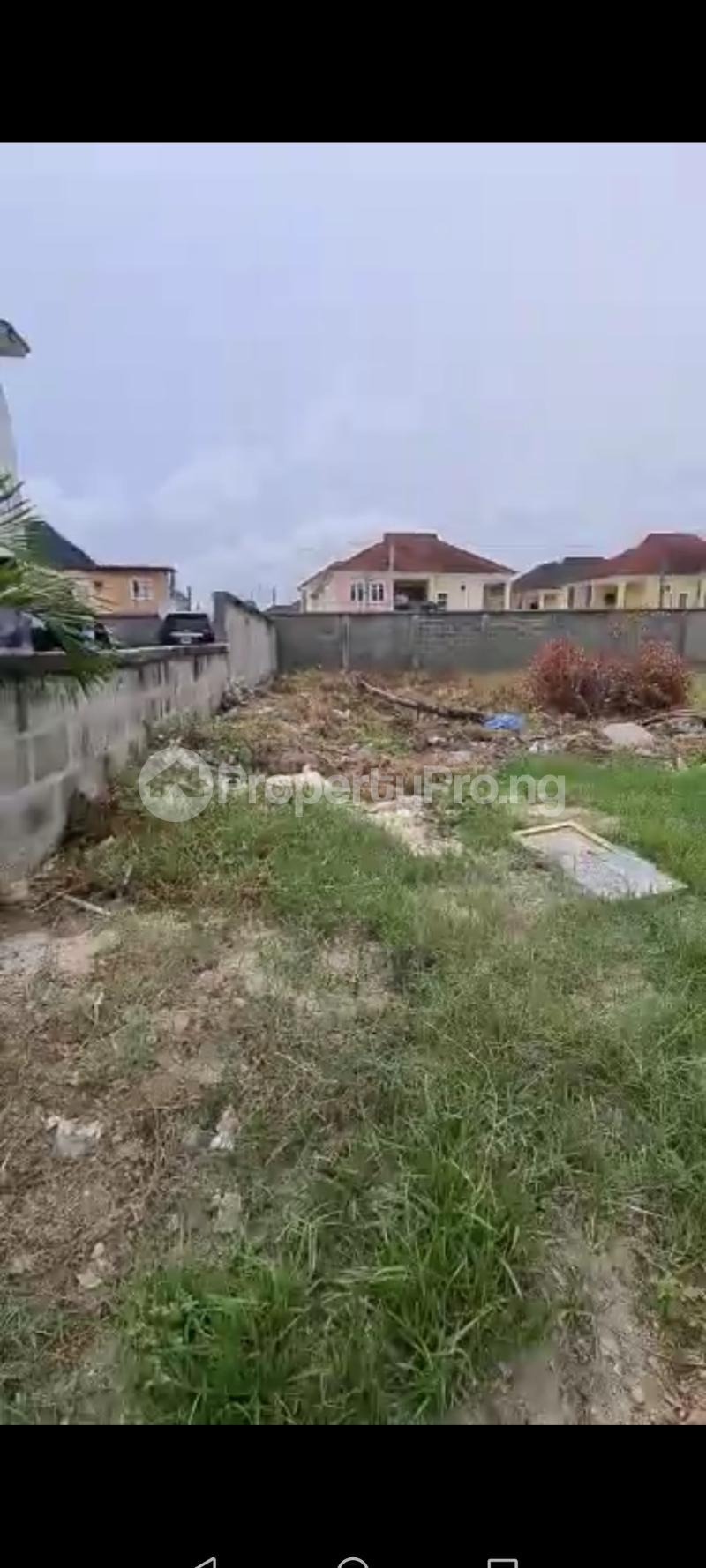 Serviced Residential Land Land for sale Carlton gate estate, chevron drive chevron Lekki Lagos - 1