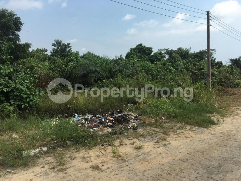 Residential Land for sale Ajayi Apata Estate, Beside Crown Estate Crown Estate Ajah Lagos - 1
