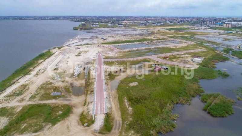 Residential Land Land for sale End of Freedom way, after this present house church, lekki phase 1, Lagos. Lekki Phase 1 Lekki Lagos - 1