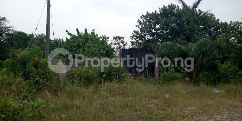 Residential Land Land for sale Lekki Scheme 2 off Mobil Road Ajah Lagos - 0