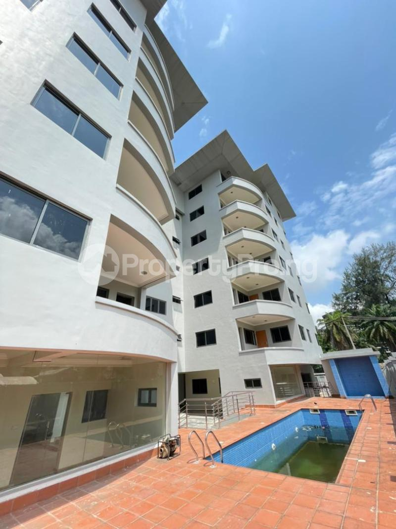 3 bedroom Blocks of Flats for sale Ikoyi Ikoyi S.W Ikoyi Lagos - 0