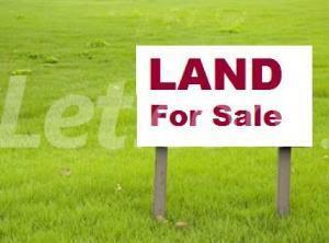 Land for sale Beside Mercedes Benz,ikate Elegunshin Ikate Lekki Lagos - 0