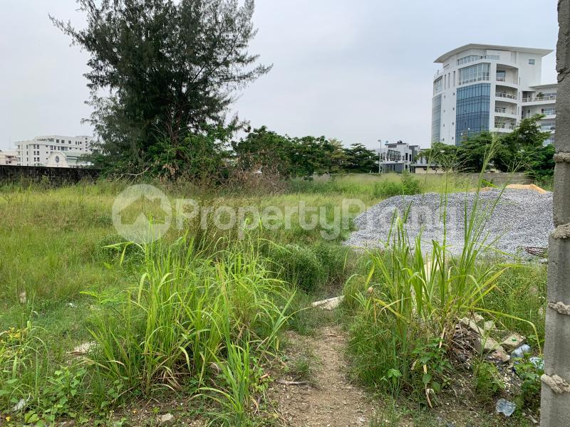 Serviced Residential Land Land for sale Off 2nd Avenue  Banana Island Ikoyi Lagos - 4
