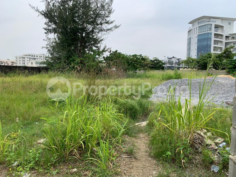Serviced Residential Land Land for sale Off 2nd Avenue  Banana Island Ikoyi Lagos - 1