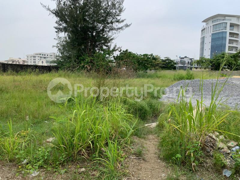 Serviced Residential Land Land for sale Off 2nd Avenue  Banana Island Ikoyi Lagos - 0